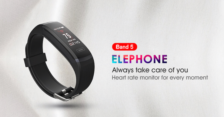 Elephone ELE Band 5 FB