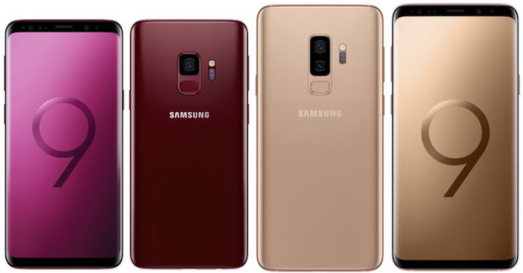 Galaxy-S9-Red-and-Gold