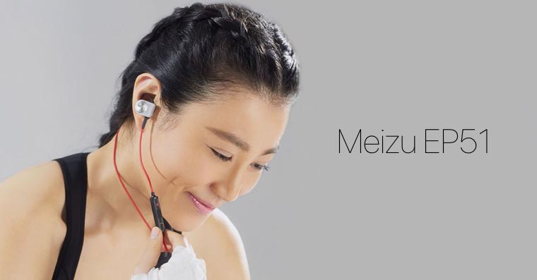 Meizu EP51 bezdratova sluchatka FB