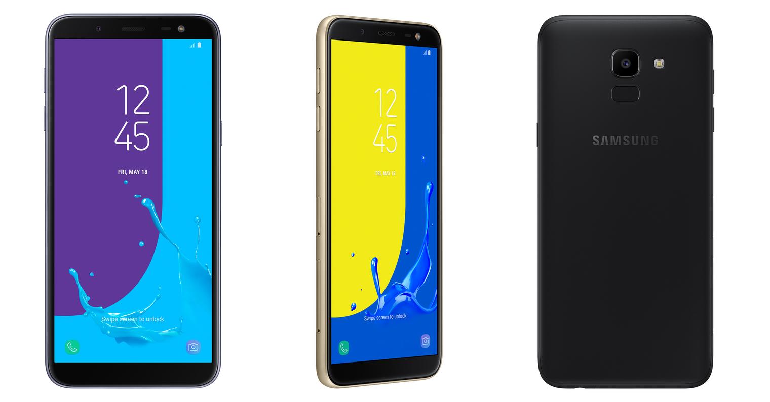 Samsung Galaxy J6 FB