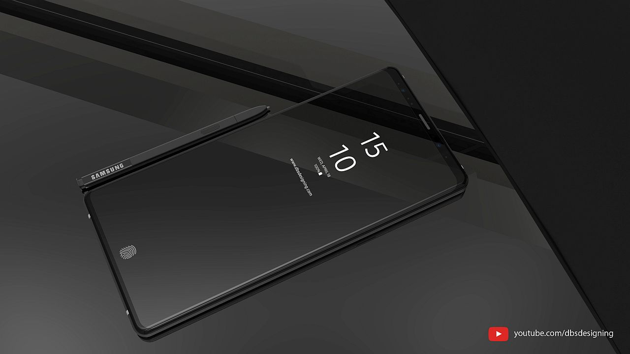 Samsung Galaxy Note 9 concept BSD 14