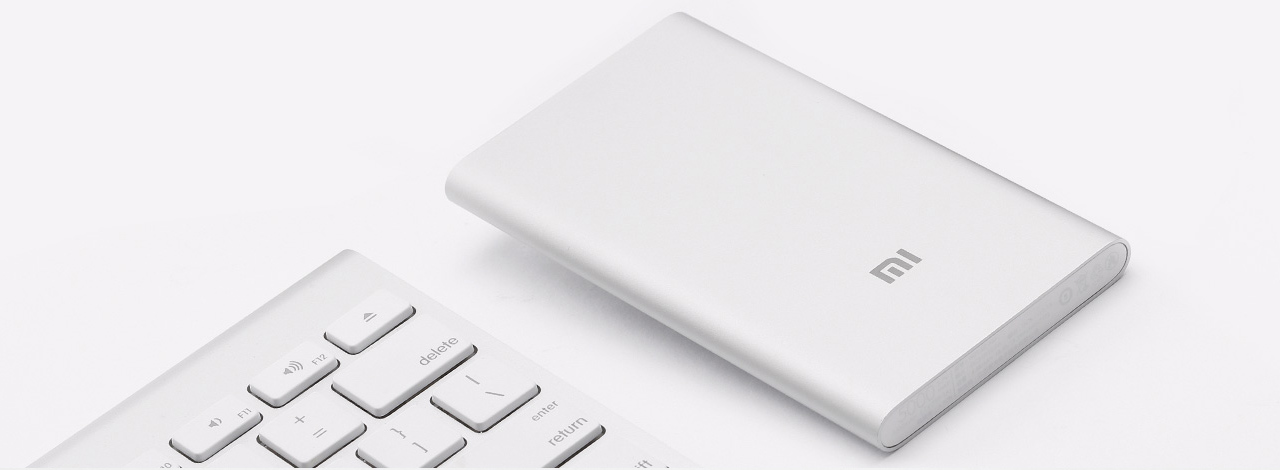 Xiaomi Mi Powerbank 4