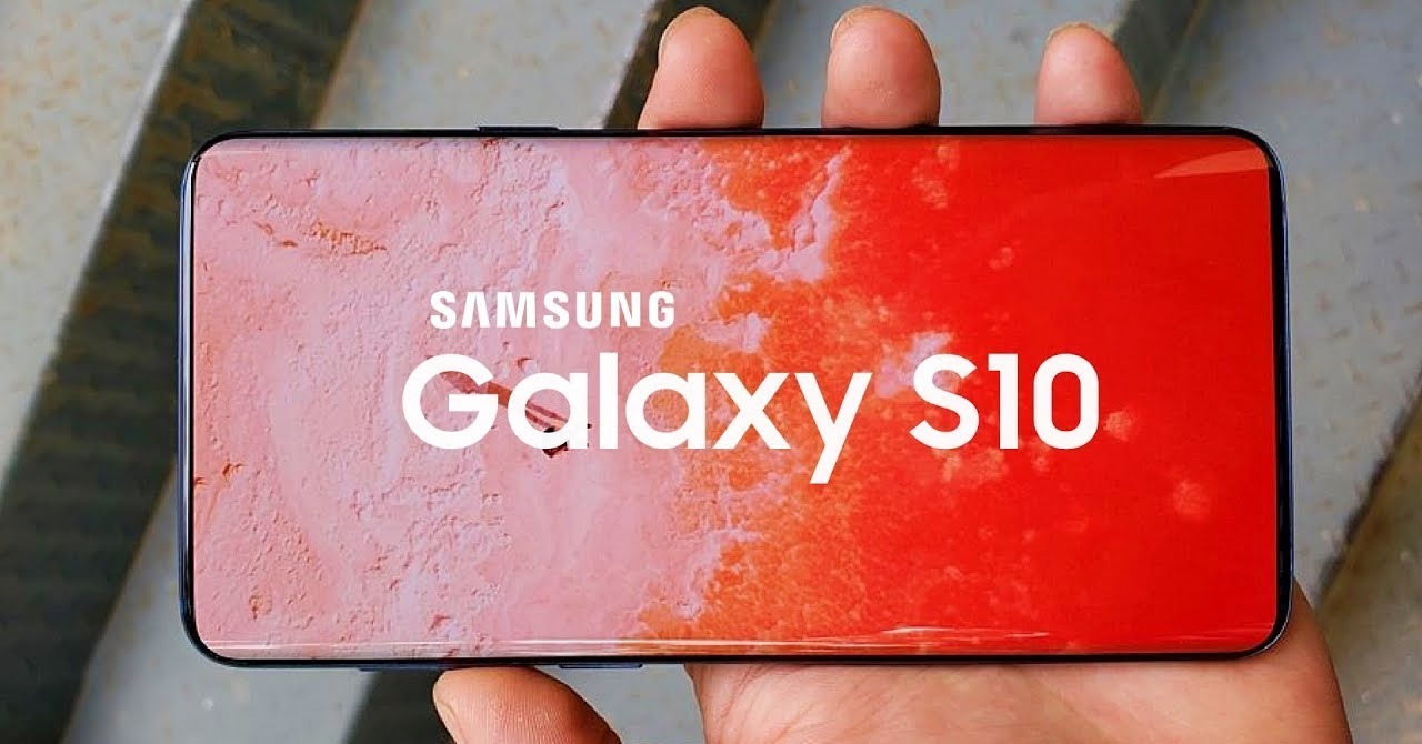 Galaxy S10 leak FB