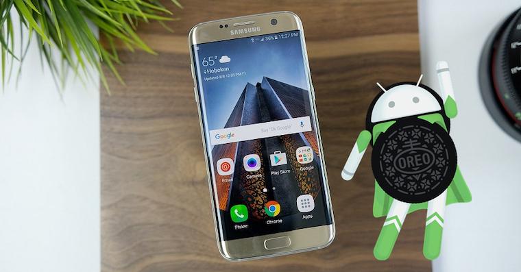 Galaxy S7 Oreo FB