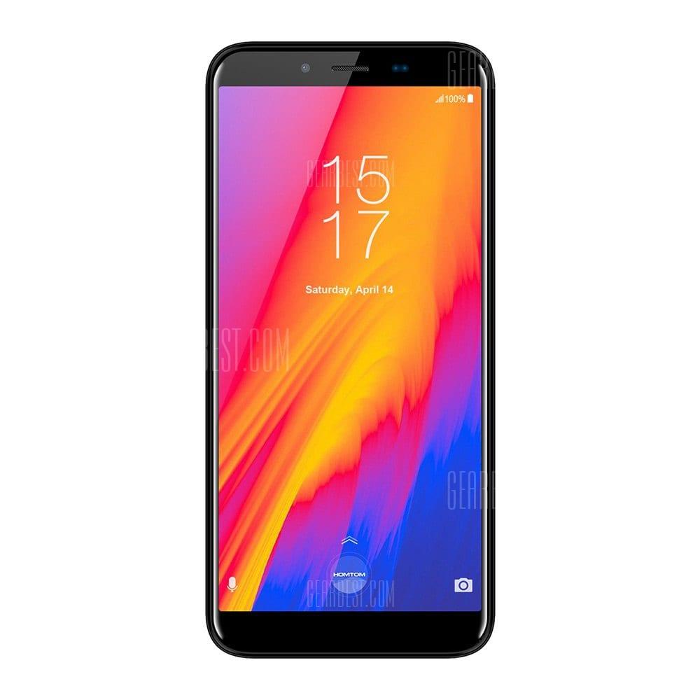 HOMTOM S99 smartphone 7