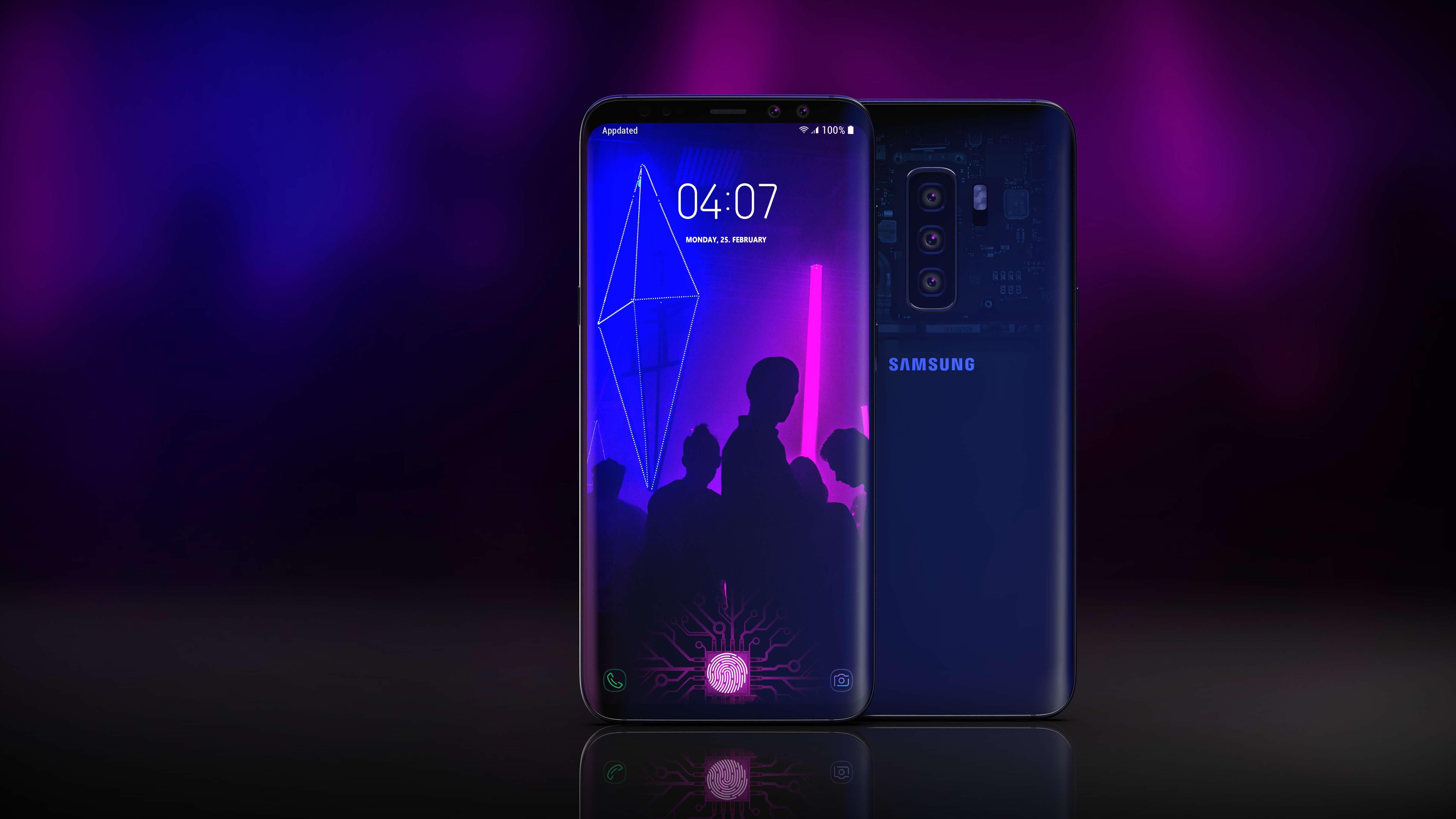 Samsung Galaxy S10 concept 1
