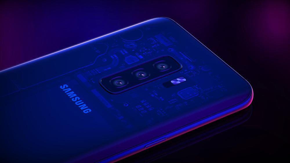 Samsung Galaxy S10 concept 11