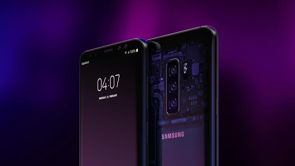 Samsung Galaxy S10 concept 12