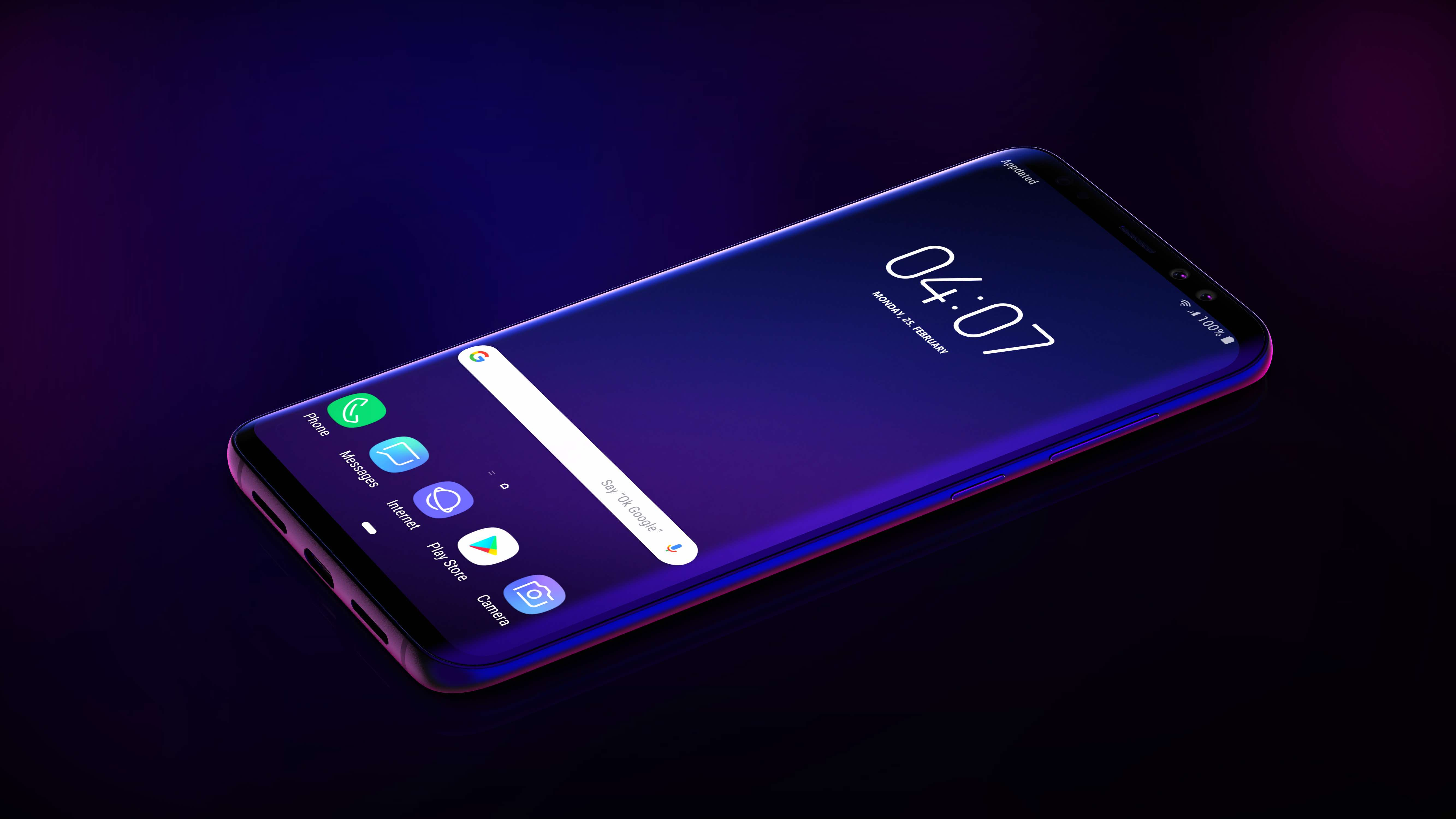Samsung Galaxy S10 concept 2