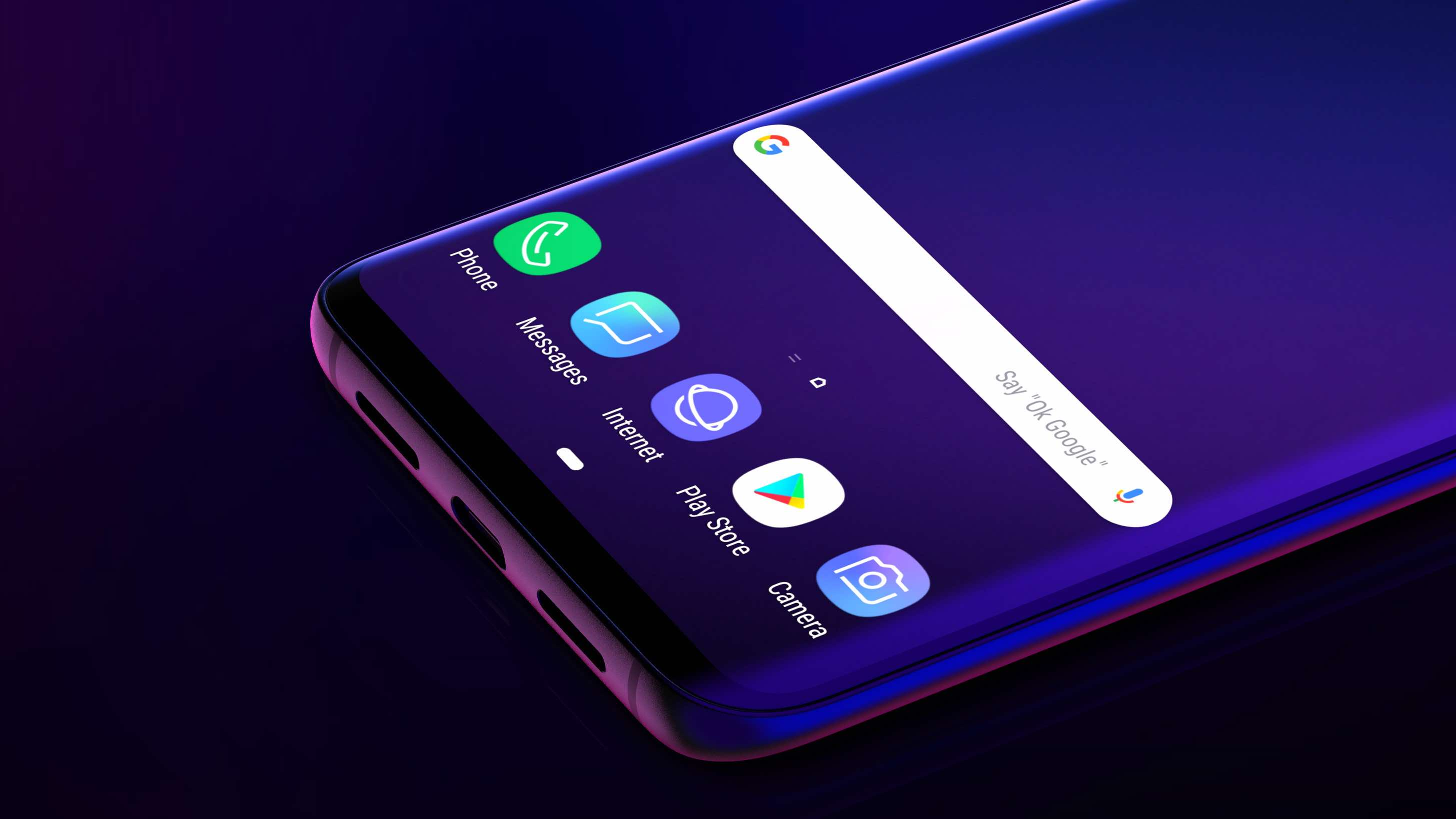 Samsung Galaxy S10 concept 5