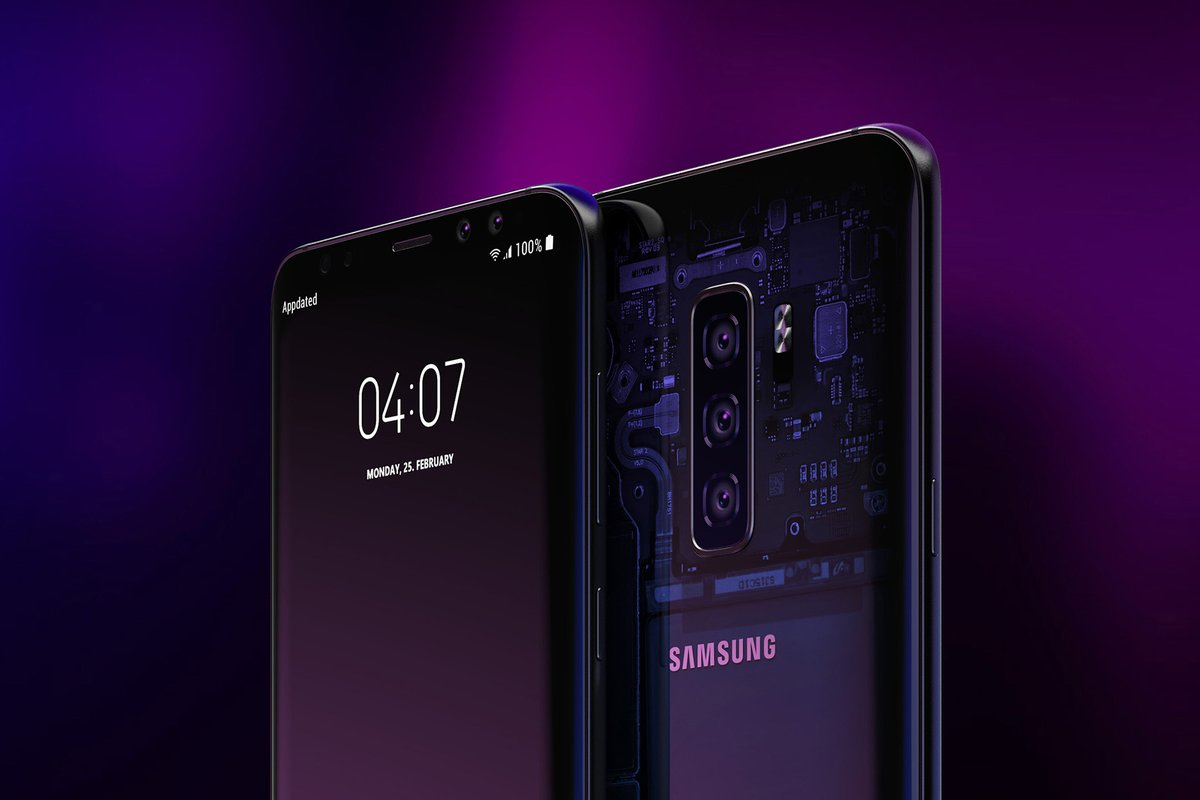 Samsung Galaxy S10 concept 7