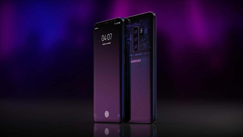 Samsung Galaxy S10 concept 9