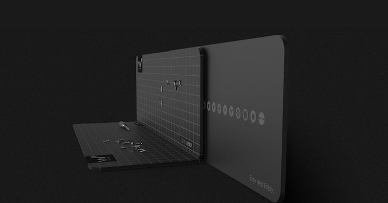 Xiaomi Mijia Wowstick Wowpad 2 FB