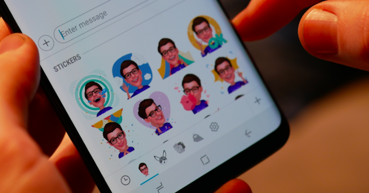 ar emoji stickers
