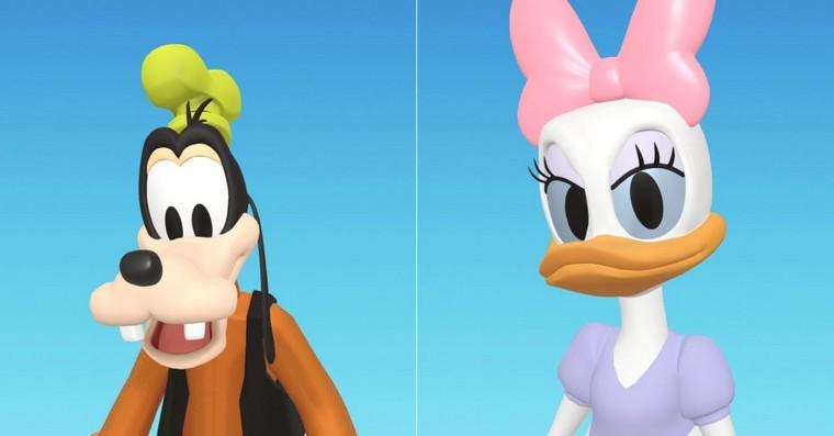 goofy duck daisy fb
