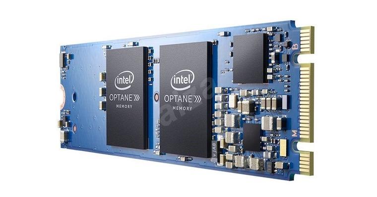 Intel Optane memory SM