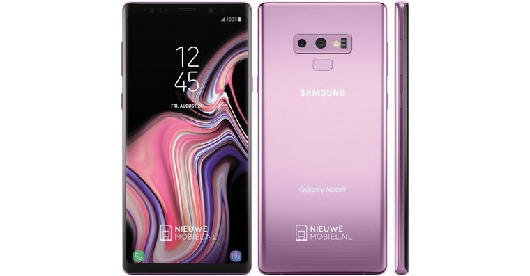 galaxy note9 purple lilac fb