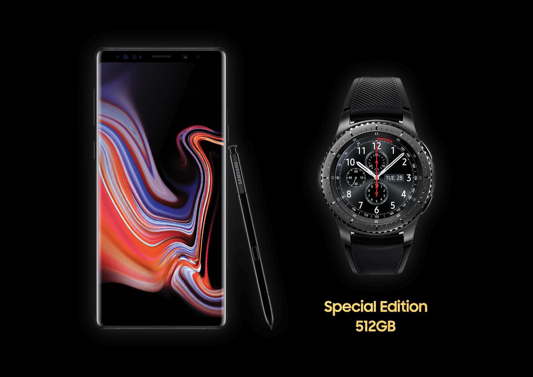 Samsung Galaxy Note9 special edition 1