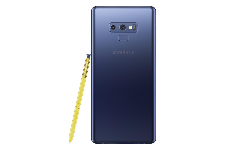 Samsung Galaxy Note9_Ocean Blue (3)