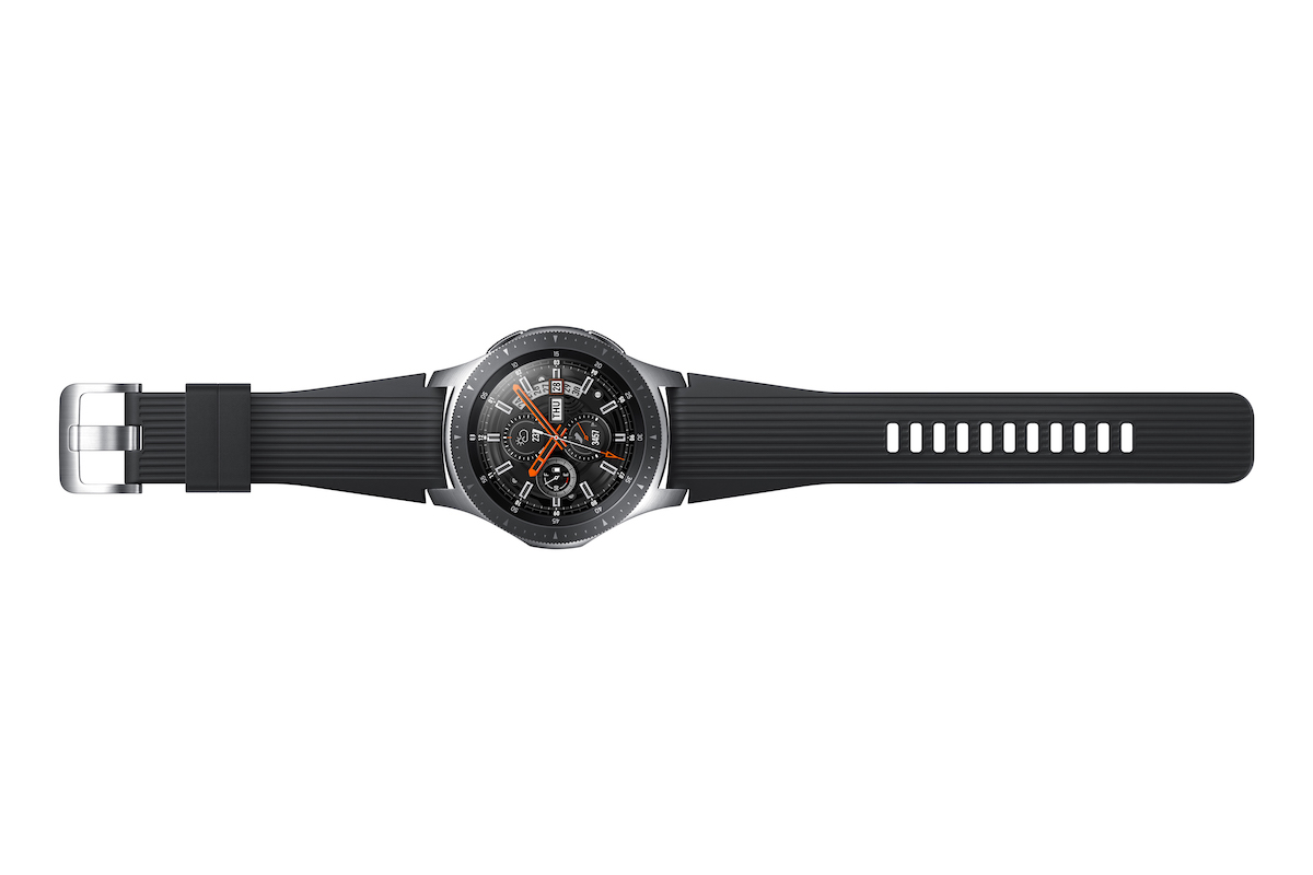 Samsung Galaxy Watch_Silver (5)