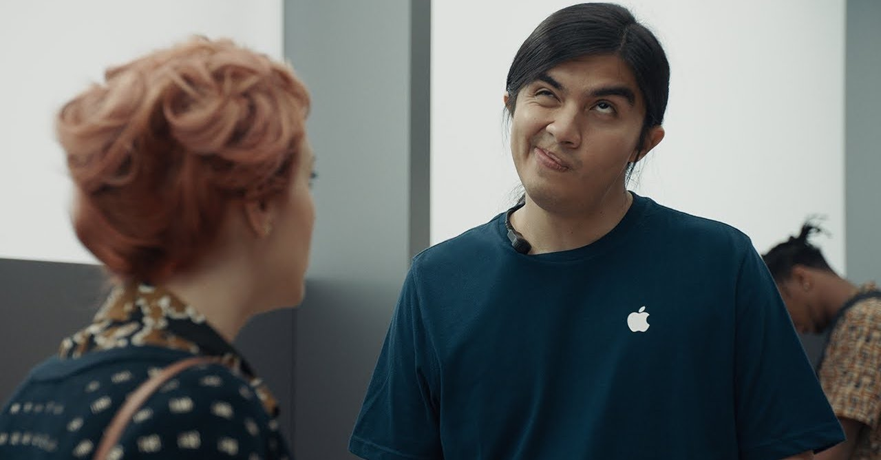 Samsung vs Apple reklamy Ingenius