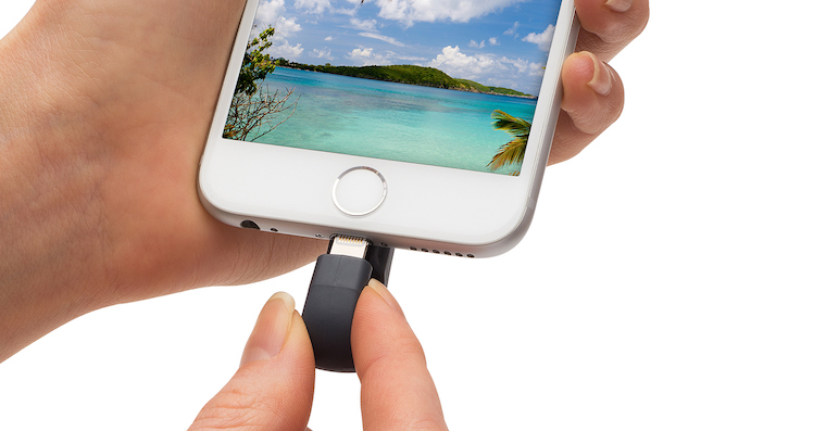 Product: iXpand Flash Drive – device to iPhone v2