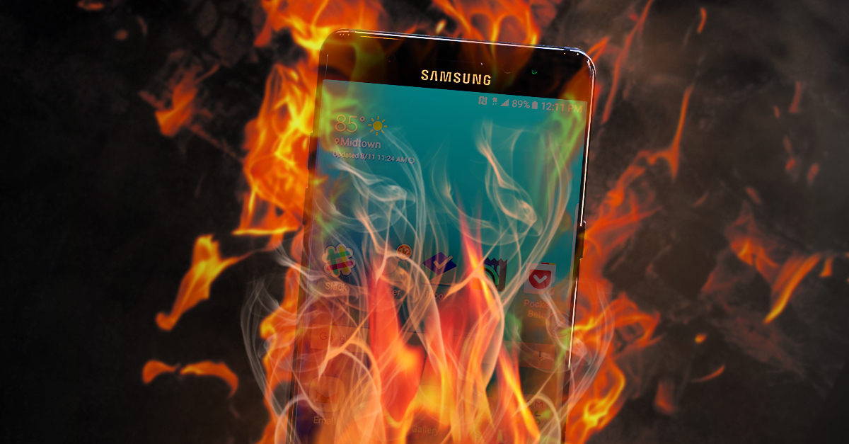 Samsung-Note-fire
