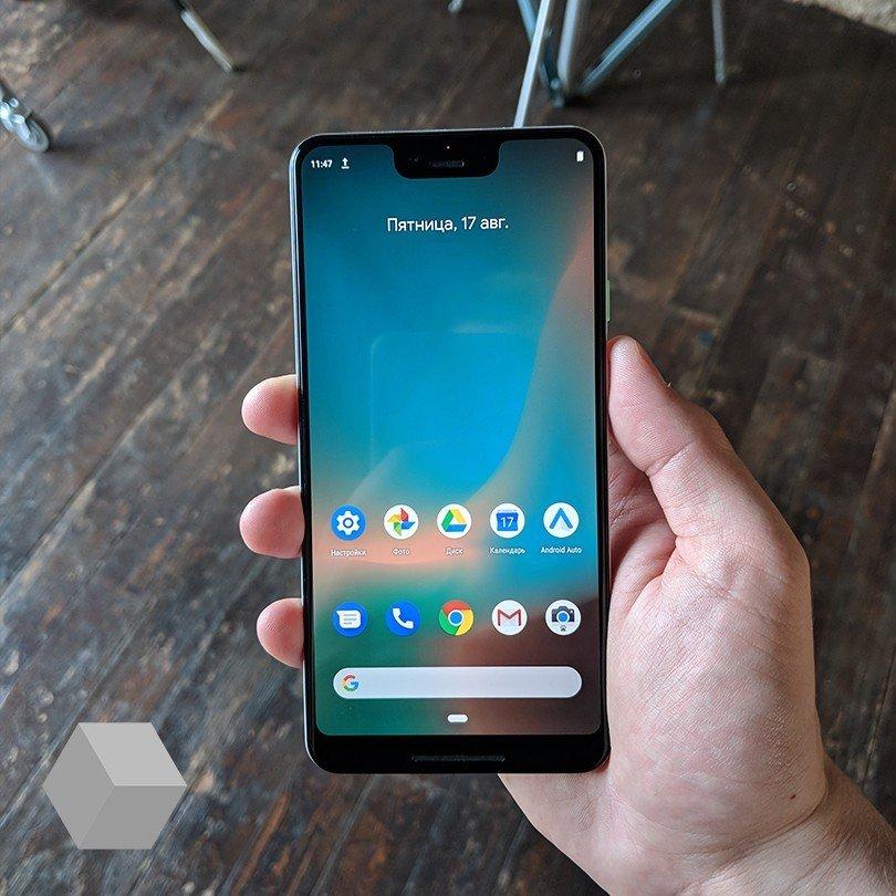 Google-Pixel-3-XL-leaks-in-first-look