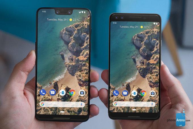 Google-Pixel-3-vs-Pixel-3-XL