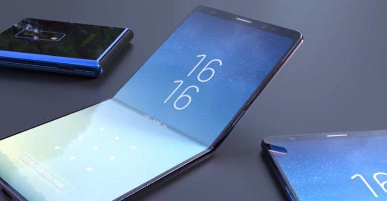 Samsung's-Foldable-Phone-FB