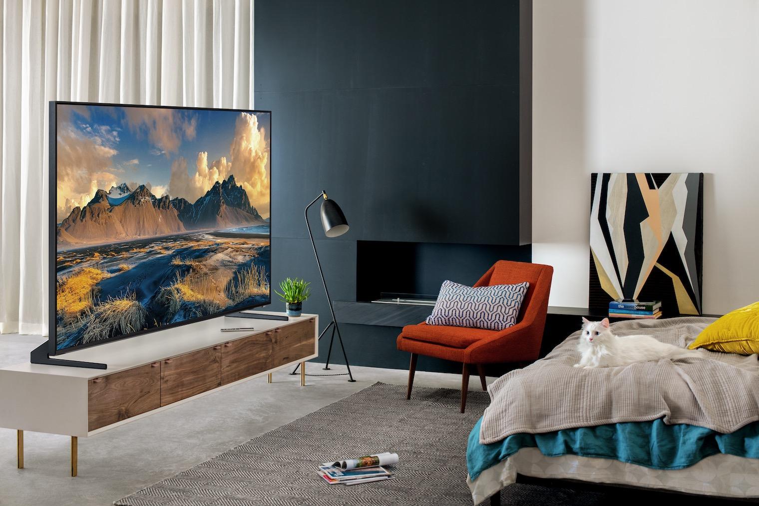 Samsung QLED 8K TV 2