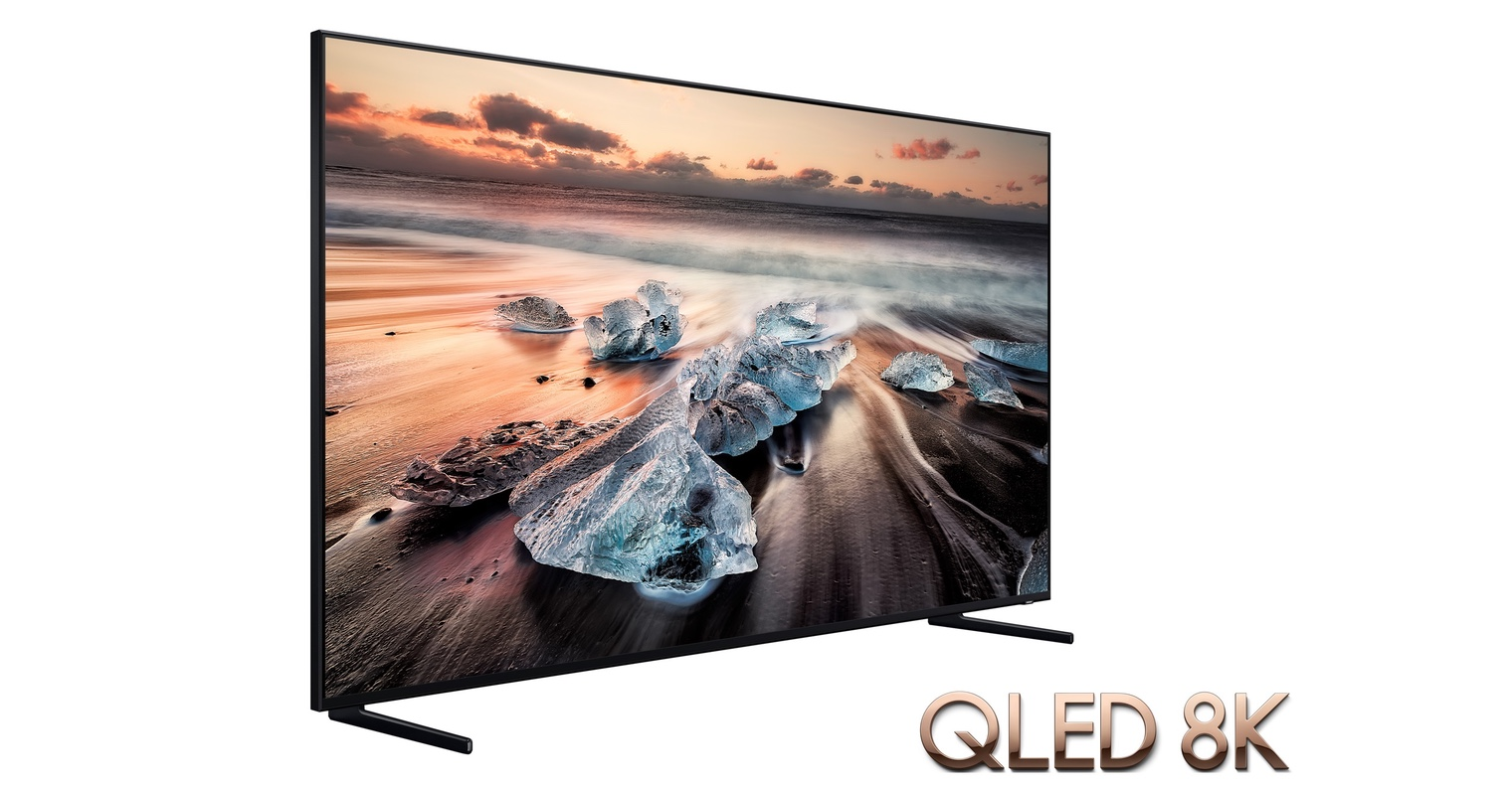 Samsung QLED 8K TV FB