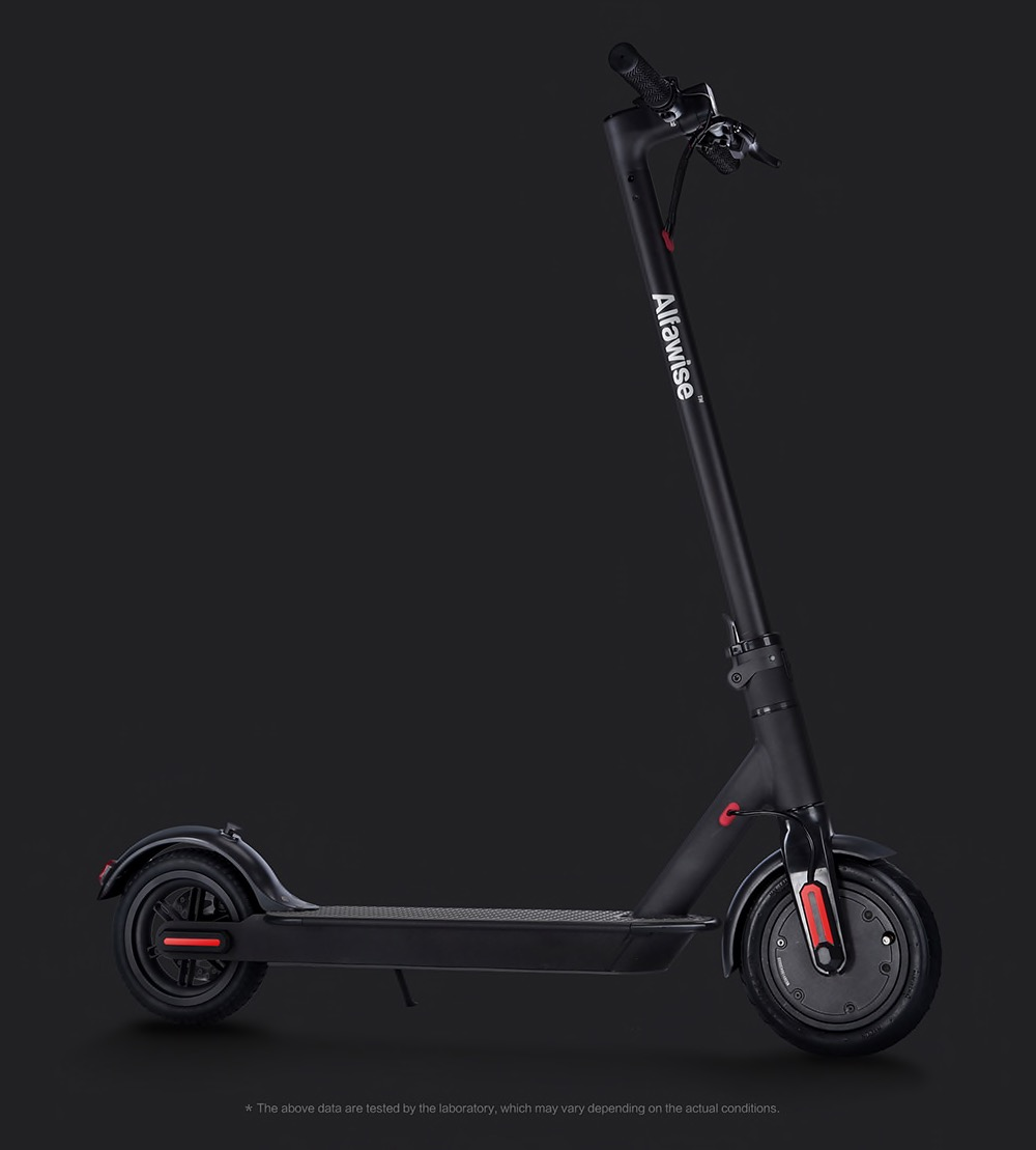 Alfawise M1 electric scooter 2