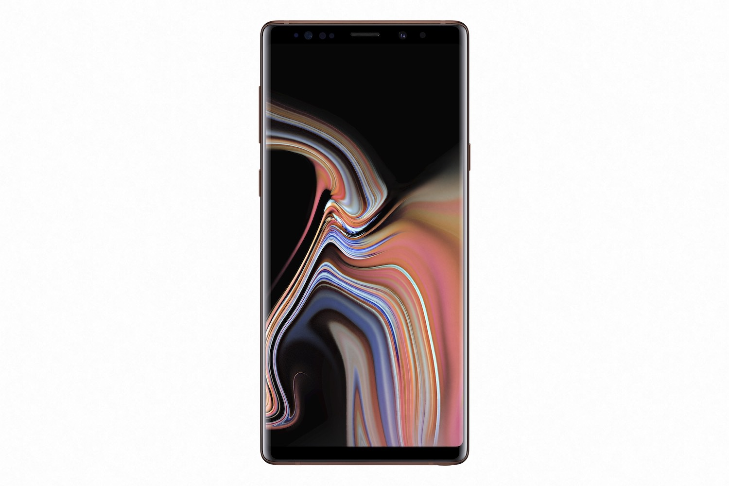 Samsung Galaxy Note9 Metallic Copper 4