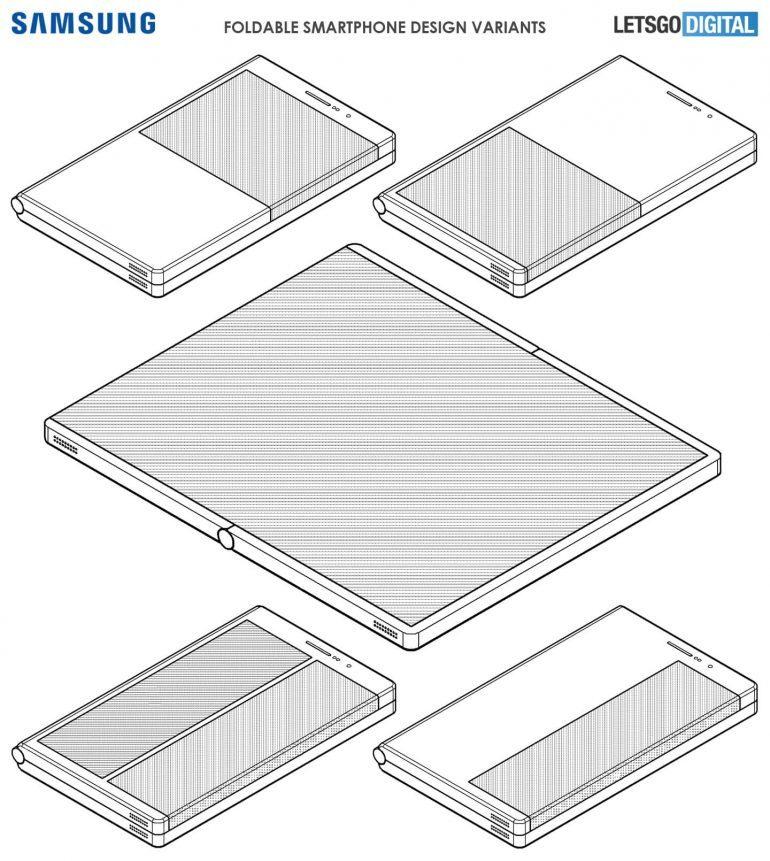 Samsung-foldable-phone-design-patents-1
