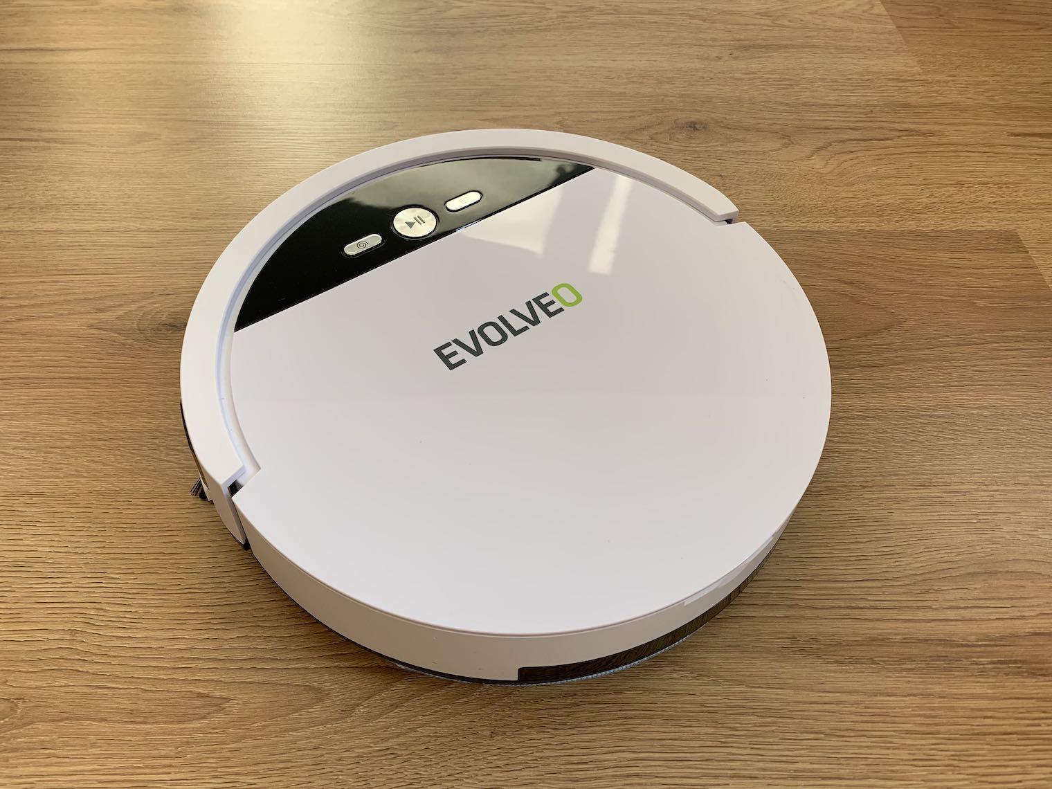 Roboticky vysavač Evolveo RoboTrex H6 1