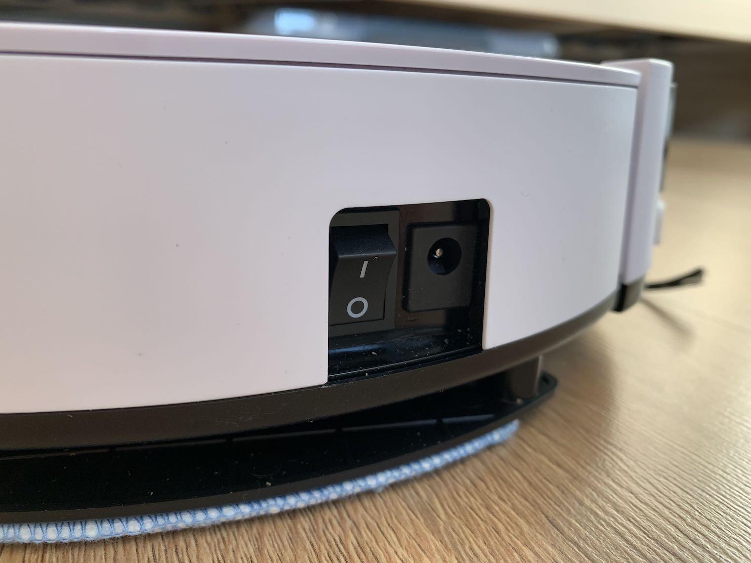 Roboticky vysavač Evolveo RoboTrex H6 4