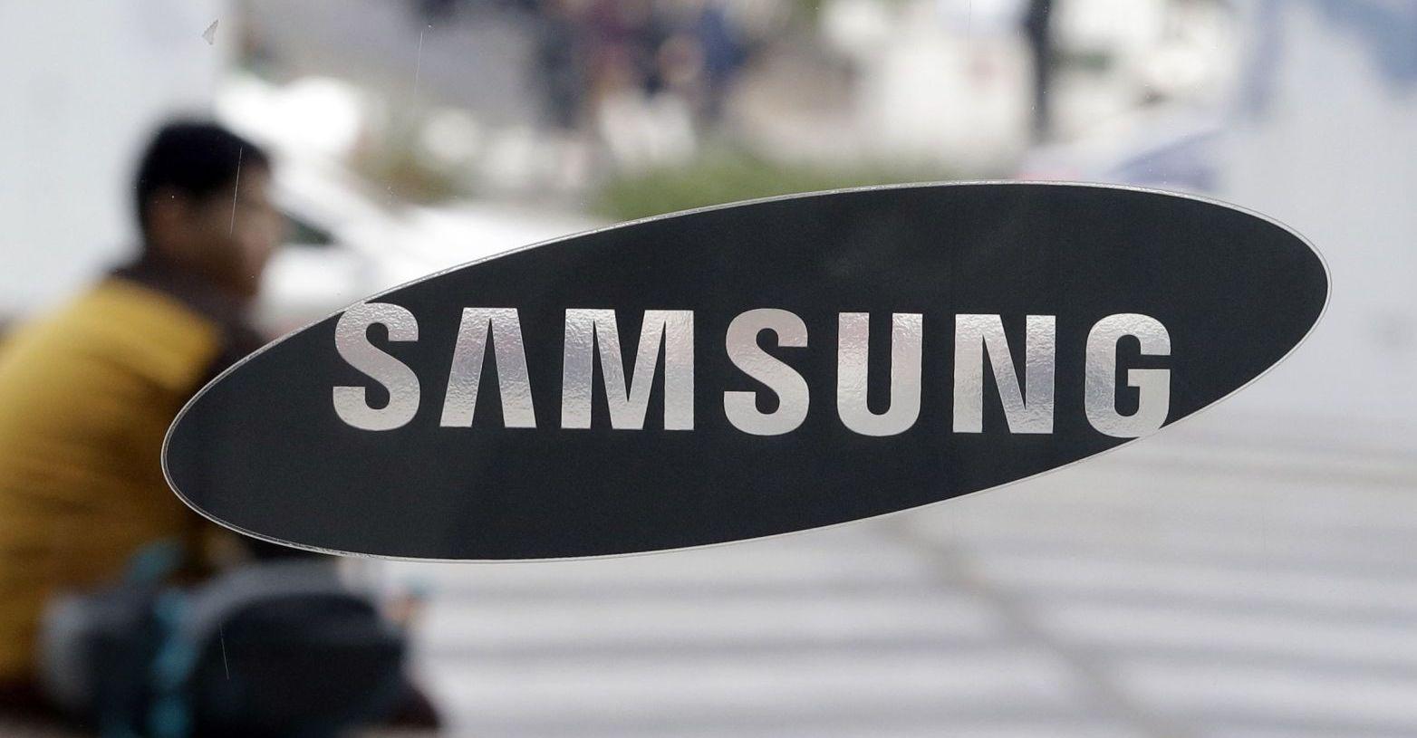 Samsung logo FB