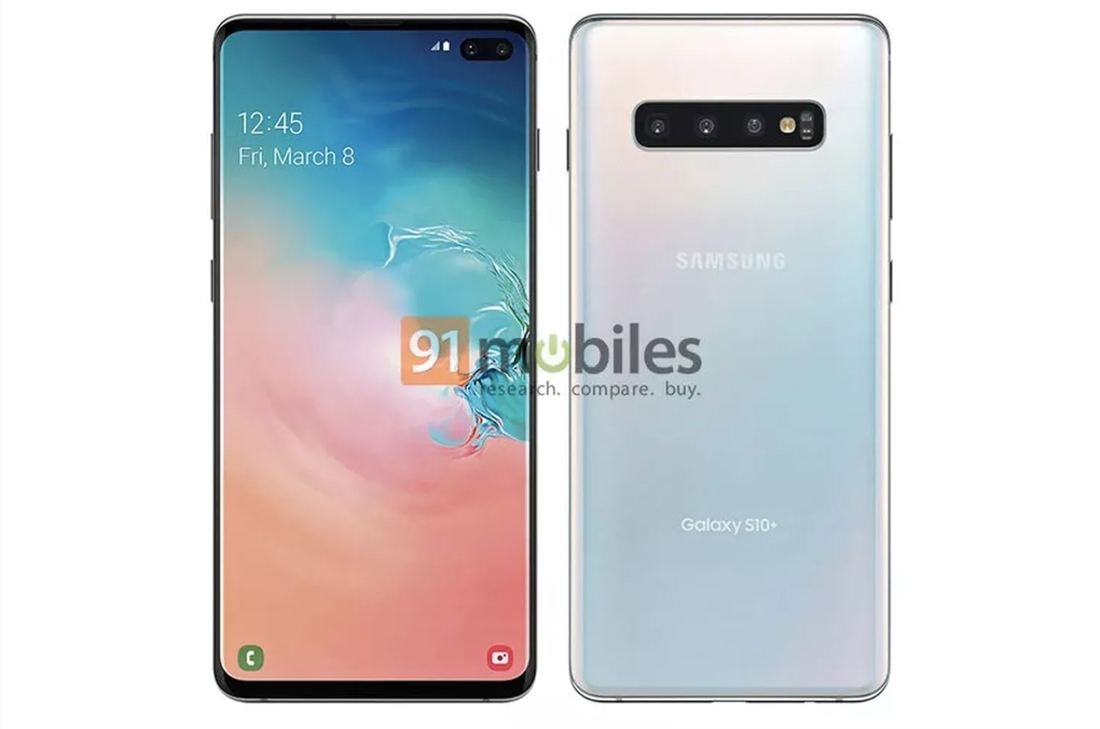 Galaxy s10 official 2