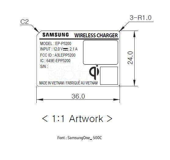 Samsung charger 2