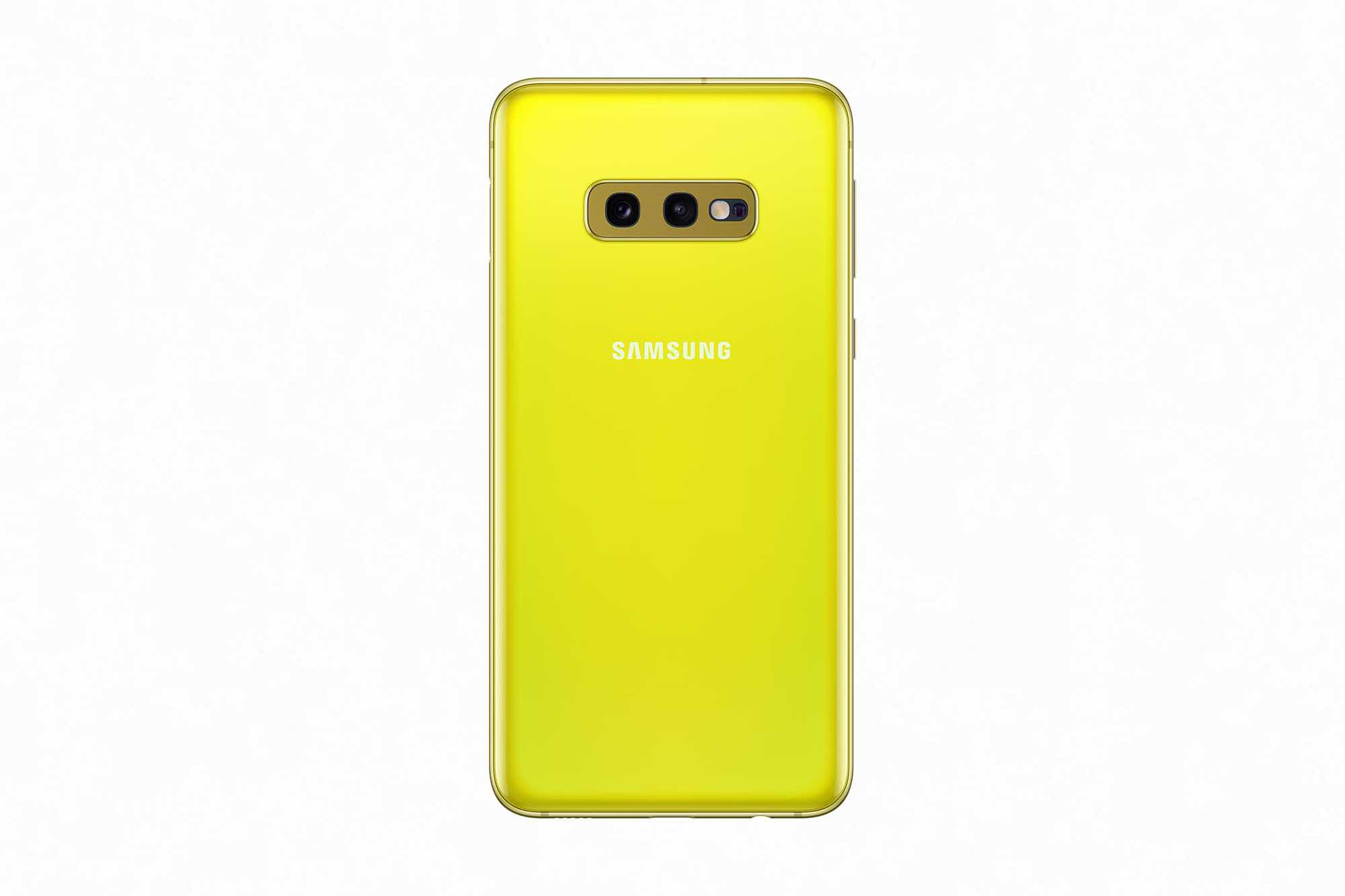 Galaxy-S10e-Canary-Yellow-squashed