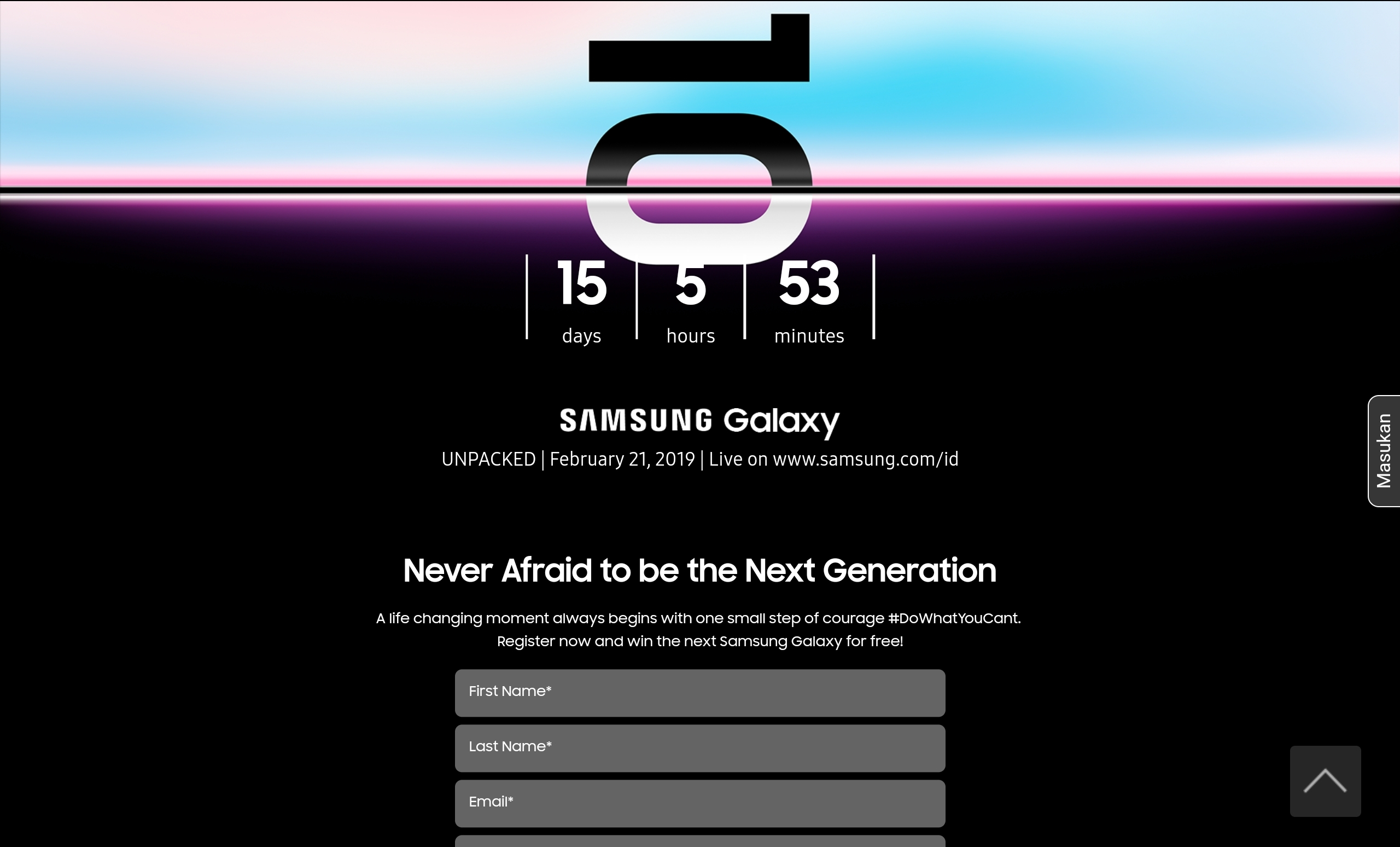Galaxy Unpacked 2019 2