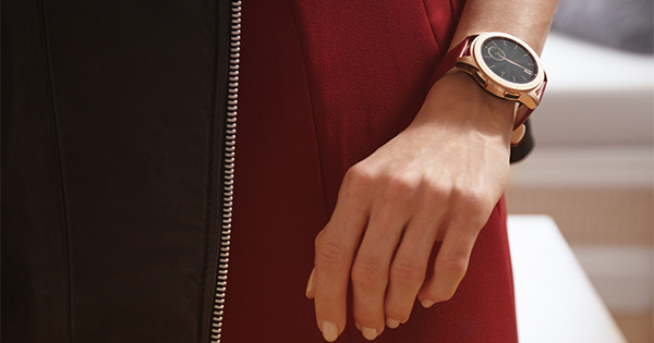 Galaxy Watch Rose Gold