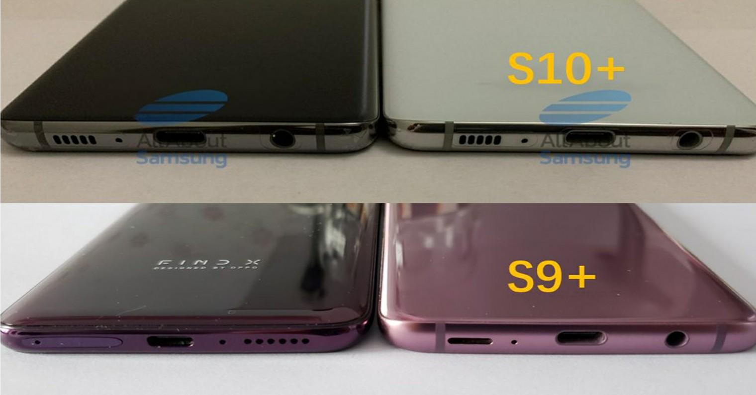 Galaxy s10+ vs Galaxy s9+-1520×794