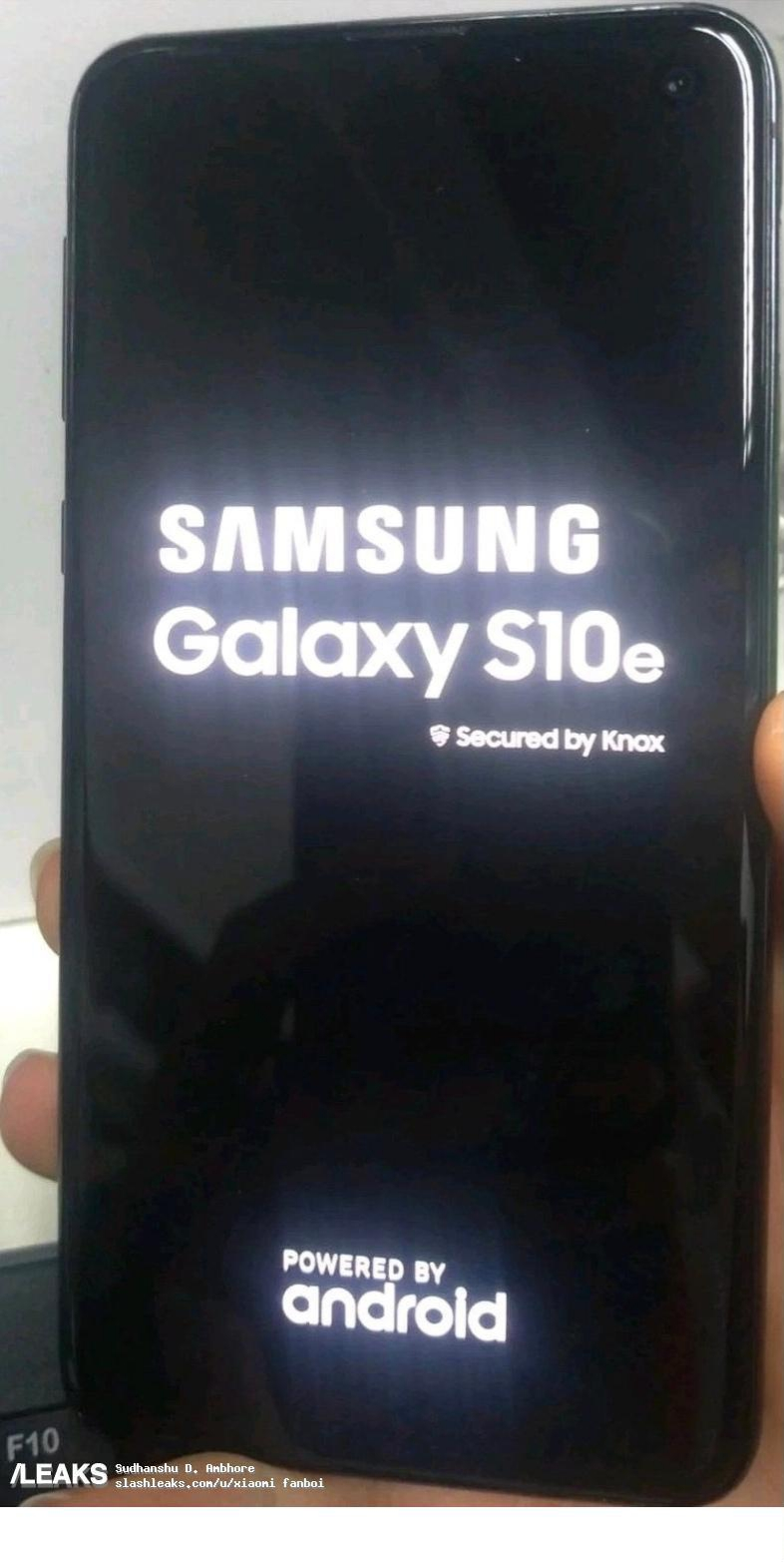 Galaxy s10e 3