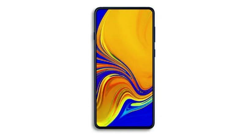 Samsung Galaxy A90 4