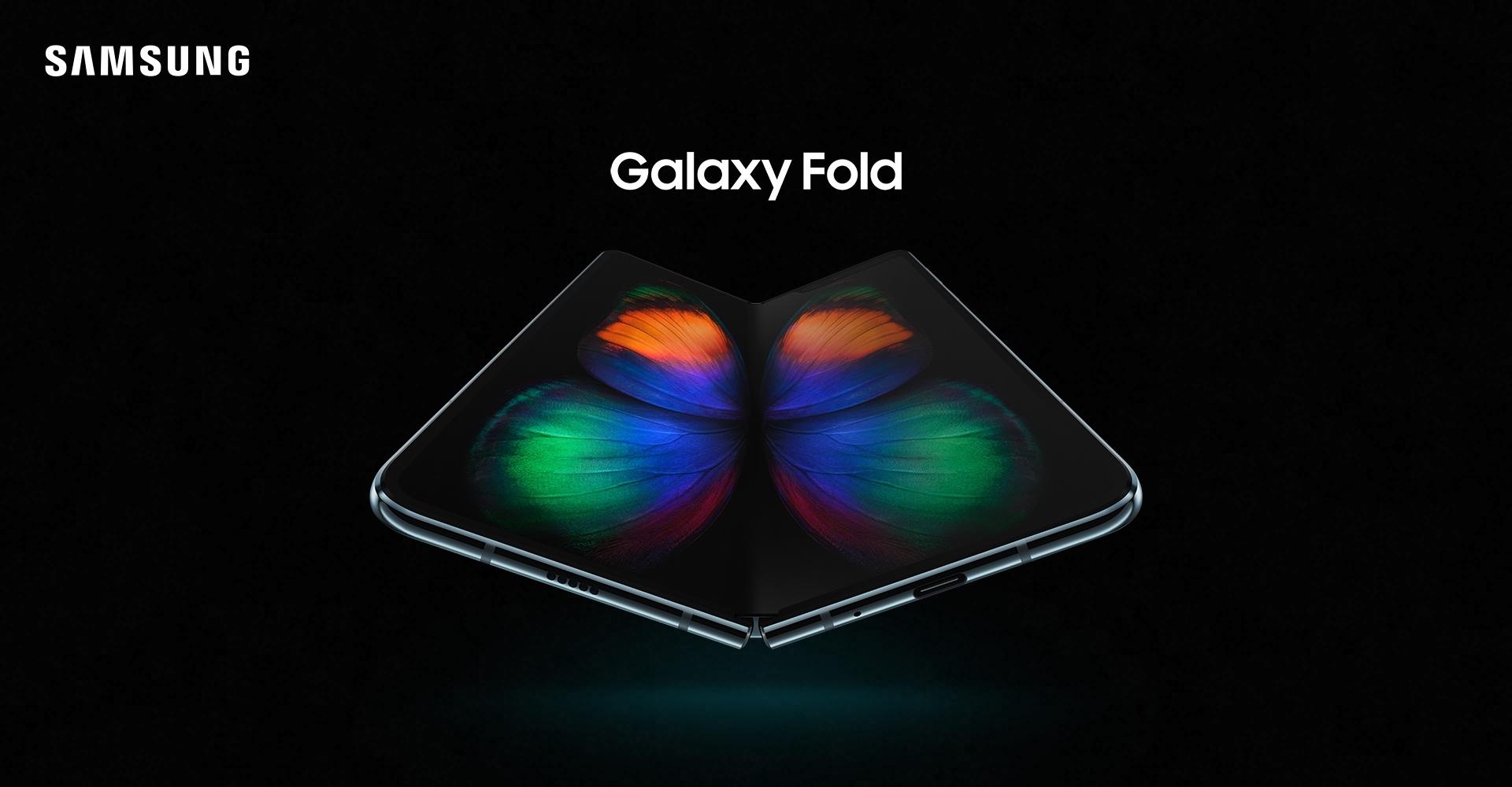 Samsung Galaxy Fold FB