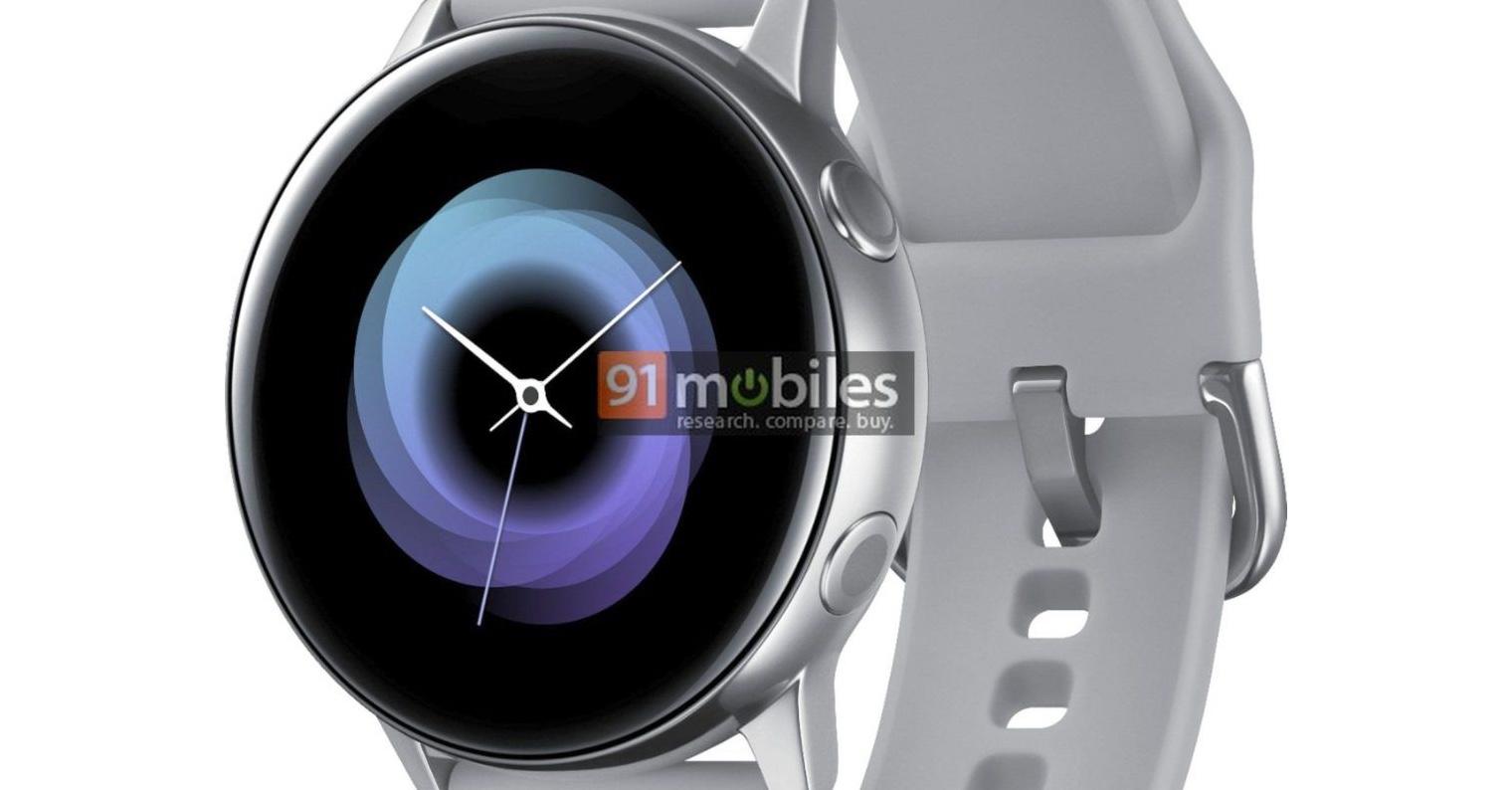 Samsung Galaxy Sport white
