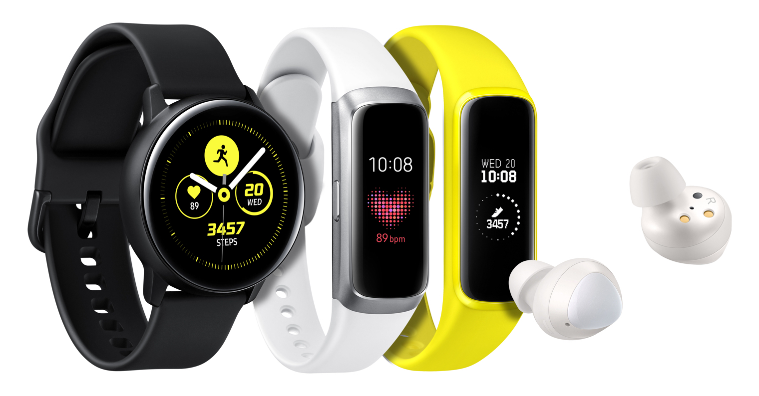 Samsung Galaxy-Watch-Active-Fit-Buds FB