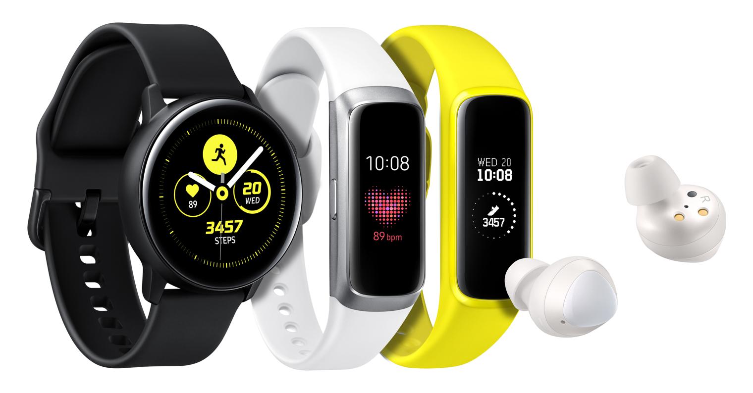 Samsung představil hodinky Galaxy Watch Active ed94daa50ef